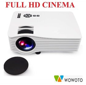 WOWOTO Unic Uc36 Mini LED Portable Projector Full HD Su