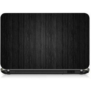 VI Collections Black Patterns pvc Laptop Decal 15.6
