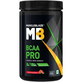 MuscleBlaze BCAA Pro 0.99lb (450 g) watermelon