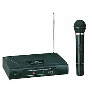 Easter Cordless Microphone (VHF) (Wireless) Professional Series