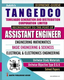 TNEB Tangedco Assistant EngineerPaperback 2017