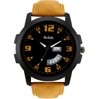 Relish Day And Date Watch For Men