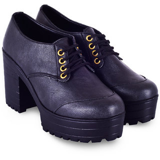 Trendy Look Memorable Moves Boots (Black)