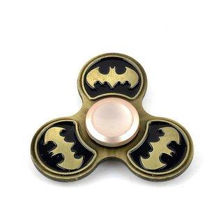 Batman Logo Metal Spin with Long Spin Bearing