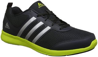 Adidas Men's Yking Navy Sports Shoes