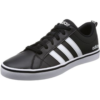 Adidas Mens VS Pace Black Sneakers