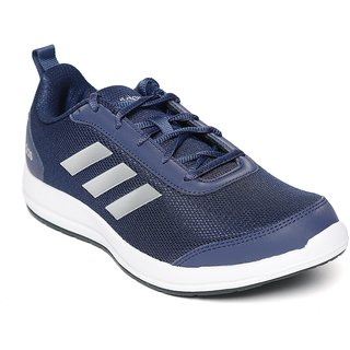 Adidas Mens Yking 2.0 Navy Sneakers