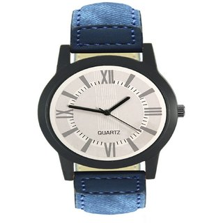 R P S Fashion white dial -for-men-watch-new look 6 month warranty