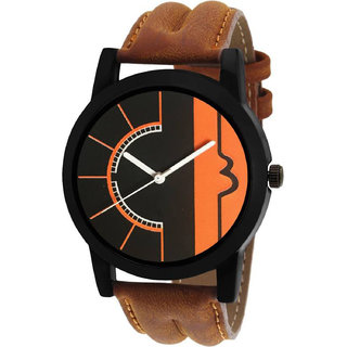 R P S fashion new looked  lether strep watch 6 month warranty