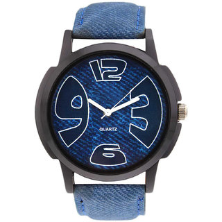 R P S Fashion blue to blue -for-men-watch-new look 6 month warranty