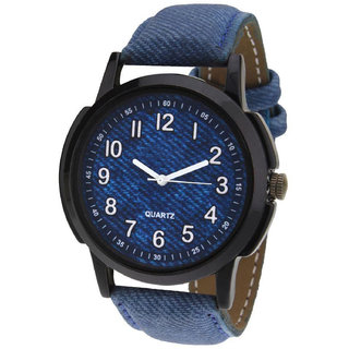 R P S fashion new looked staylish lether strep men watch 6 month warranty
