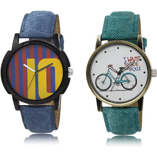 The Shopoholic Blue Maroon White Combo Latest Fashionable Blue And Maroon And White Dial Analog Watch For  Boys  And  Girls Mens Watches Stylish