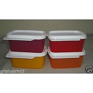 Tupperware Keep Tab Extra Mini (160ml) Set Of 4