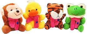 Awals Cuddle Buddies Soft Toys For Kids - 10 cm