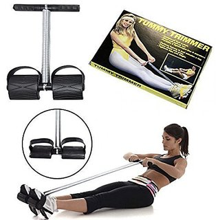 Unisex Premium Quality Tummy Trimmer (Single Spring)