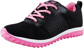 A-Stars lds-055 Running Shoes For Women(Black)