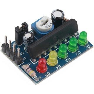 E28 KA2284 Audio Power Level Indicator Electronic Sound Meter Power Module