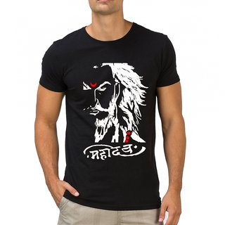 77ca0c03d6b6 Buy DRUG 7 ANGRY SHIVA FACE T SHIRT Online - Get 61% Off