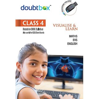 Doubtbox for Class 4 (Maths English EVS)