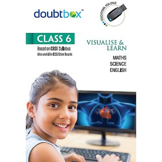 Doubtbox for Class 6 (Maths English Science)