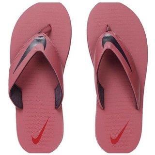 06de0945a Buy Nike Chroma Thong 5 Maroon Thong 833808-600 Flip Flop Online - Get 25%  Off