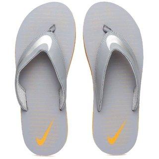 c80e5abe2396 Buy Nike Men Grey Chroma Thong 5 Printed Flip-Flops Online   ₹1395 ...