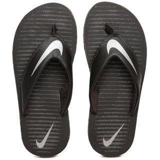 Nike Men'S Chroma Thong 5 Velvet Brown, Chrome And Malt Flip Flops