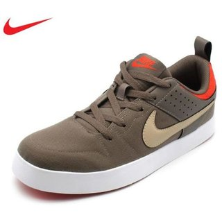 Nike Men's Brown Sneakers