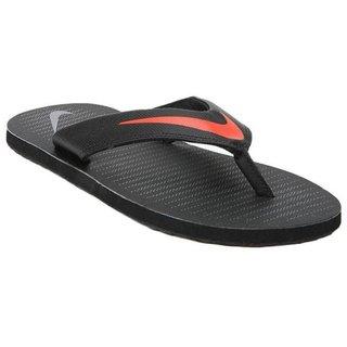 Nike Men'S Chroma Thong 5 Black Flip Flops