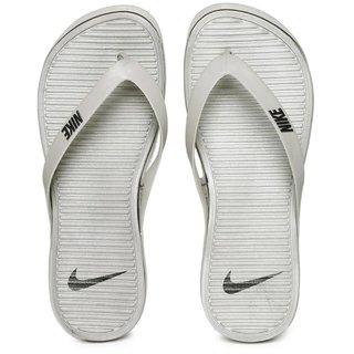6e41e93f82e Buy Nike Men S Matira Thong Iron And Black Flip Flops Online ...