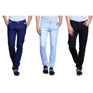 X-CROSS DENIM FOR MEN (PACK OF 3)
