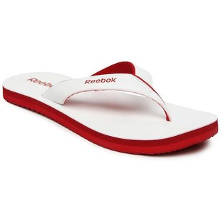 Buy Reebok Men White Advent Lp Flip-Flops Online   ₹1299 from ShopClues a82d15e99