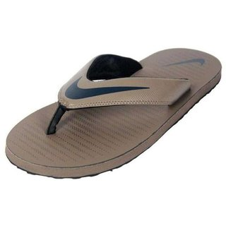 info for 38852 87558 Nike Chroma Thong 5 Slipper Brown Thong Flip Flop