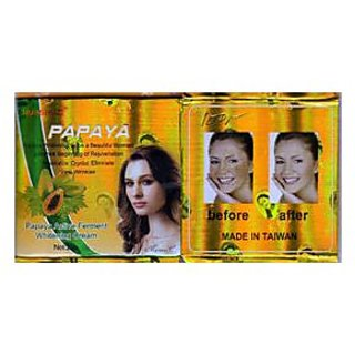 Papaya Active Ferment Whitenting Cream (MADE IN TAIWAN)