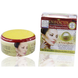 INFOCUS PROFESSIONAL PEARL BEAUTY CREAM.