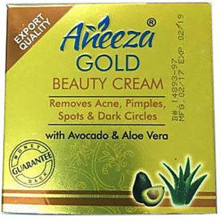 ANEEZA GOLD BEAUTY CREAM (100 ORIGINAL).