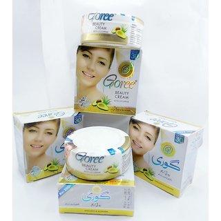 Goree Beauty  whitening Cream pack of 6 ps