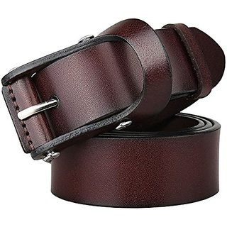 Akruti YAMEZI designer belts men high quality Allergy free pure leather belt male pin buckle belts No metal leisure youth belts HB004