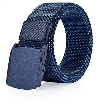 Akruti DINISITON Mens Thicken Canvas Military Belt Army Tactical Belts High Quality Male Strap Resin Automatic Buckle Cintos CM06