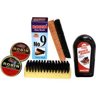 Robin Shoe Care Kit