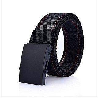Akruti SupSindy mens canvas belt Alloy automatic buckle nylon military belt Army tactical belts for Men best quality Male strap black