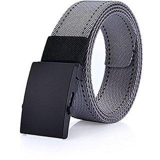 Akruti Men Canvas Belt Mens Waist Belt Casual Brand Young Student Automatic Buckle Male Tactical Belt W051