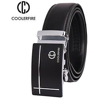 Akruti Coolerfire Designer Men Belts Business Dress Genuine Luxury Leat