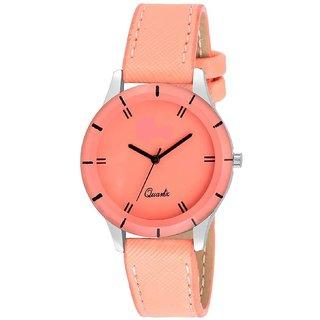 R P S fashion new looked orange new fancy girl watch 6 month warranty