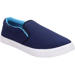 68c4653b8 Buy Swiggy Men Boys Blue-995 Loafers Shoes Online - Get 20% Off