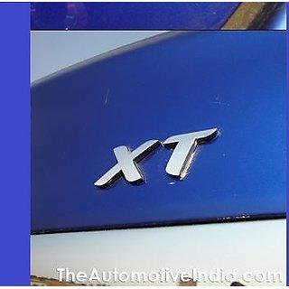 TATA ZEST TIAGO TIGOR BOLT NEXON HEXA NANO XT CAR MONOGRAM /LOGO/EMBLEM chrome emblem