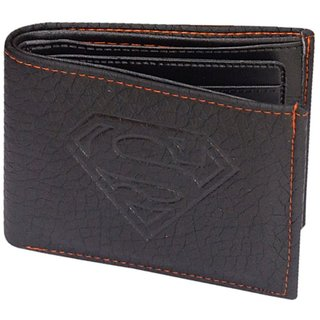 Black PU Stylish wallet