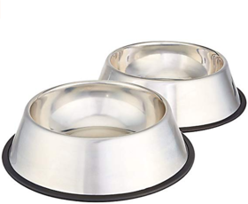 Dog Food Bowl Of Stainless Steel Cat And Dog Food Bowl