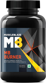 MuscleBlaze Burner (With Garcinia Cambogia, Green Tea,