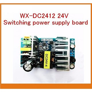WX-DC2412 Professional High Power 24V 4A 6A Switching Power Supply Module Board